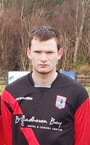 Mickey Togher, scored the fifth.