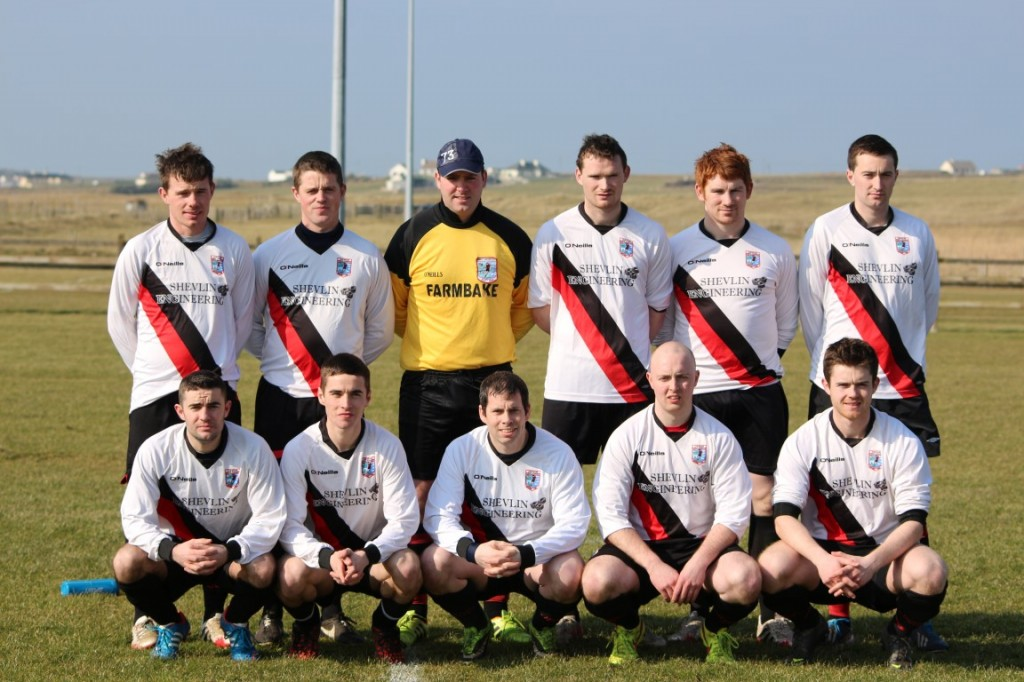 Erris United in Quarter final of Connaught Cup